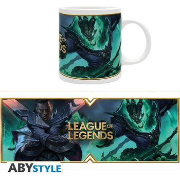 League of Legends Lucian vs Thresh 320ml Mug