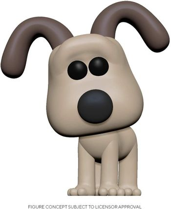 POP! Animation: Wallace & Gromit - Gromit Vinyl Figure