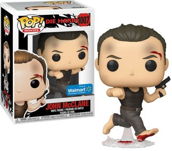 POP! Movies: Die Hard - Exclusive John McClane Dark Tank Vinyl Figure