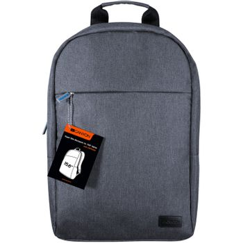 CANYON BP-4 Backpack for 15.6'' laptop, Blue, 450*285*85mm