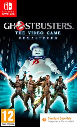 SWITCH Ghostbusters: The Video Game Remastered (Code in a Box)