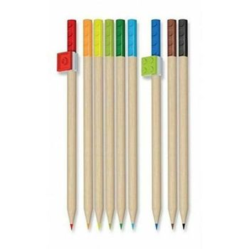 LEGO Stationery - 9 Colored Pencils (515157)
