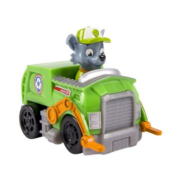 Paw Patrol - Rescue Racers - Rocky (3inches)
