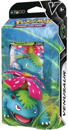 Pokemon Trading Card Game: V Battle - Venusaur Deck