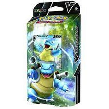 Pokemon Trading Card Game: V Battle - Blastoise Deck