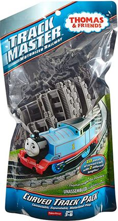 Thomas & Friends: Track Master - Curved Track Pack Assortment (1 unit)