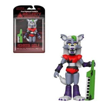 Five Nights at Freddy's Security Breach - Roxanne Wolf Action Figure