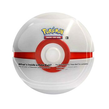 Pokemon Trading Card Game: Poke Ball - Premier Ball Tin