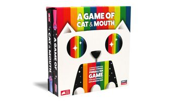 Game of Cat And Mouth - Boardgame (English)