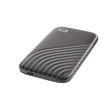 WD 1TB My Passport SSD - Portable SSD, R/W: 1050MB/s /1000MB/s, USB 3.2 Gen 2 - Space Gray