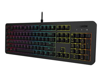 Lenovo K300 Legion Gaming Keyboard - Nordic, RGB