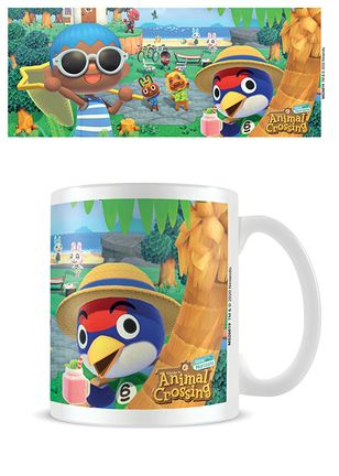 Animal Crossing - Summer Mug, 300ml