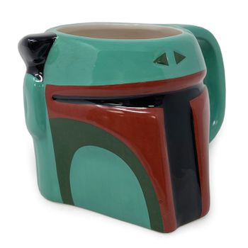 Star Wars - Boba Fett 3D Mug (Pyramid), 380ml