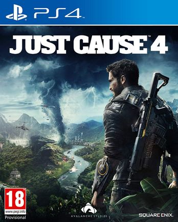 PS4 Just Cause 4 [USED] (Grade A)