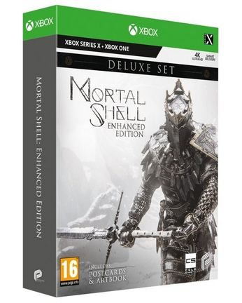 Xbox One Mortal Shell: Enhanced Edition - Deluxe Set
