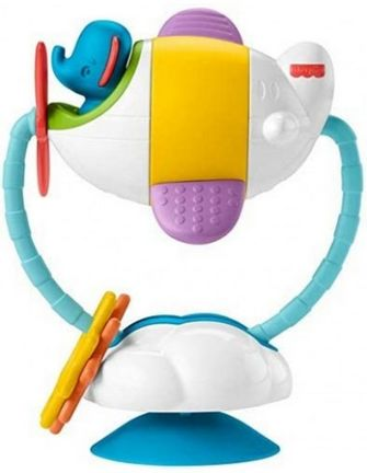 Fisher-Price Total Clean Activity Plane