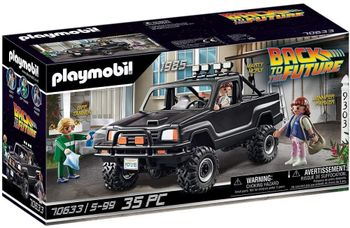 Playmobil Back to the Future - Martys Pick-up Truck (70633)