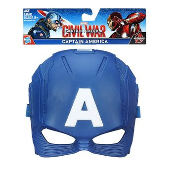 HASBRO ROLE PLAY MASK - MARVEL AVENGERS - CAPTAIN AMERICA