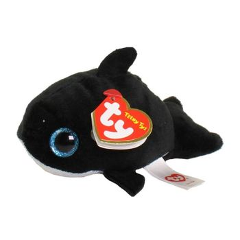 TY Teeny Tys - Orville Orca Killer Whale Plush Toy (4.5cm)