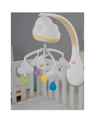 Fisher-Price Calming Clouds Mobile  Soother