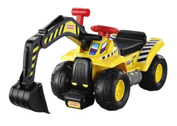 Fisher-Price -  Big Action Dig N' Ride