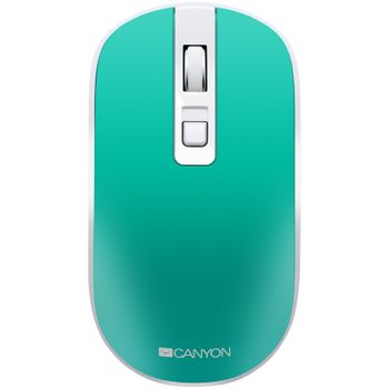Canyon MW-18 2.4GHz Wireless Rechargeable Mouse - 4keys,DPI 1600
