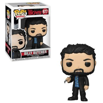 POP! Television: The Boys - Billy Butcher Vinyl Figure