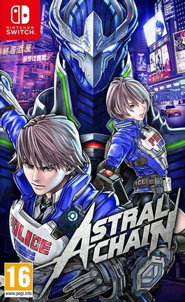 SWITCH Astral Chain [USED] (Grade A)