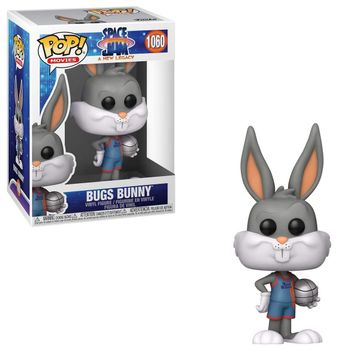 POP Movies: Space Jam A New Legacy - Bugs Bunny Vinyl Figures