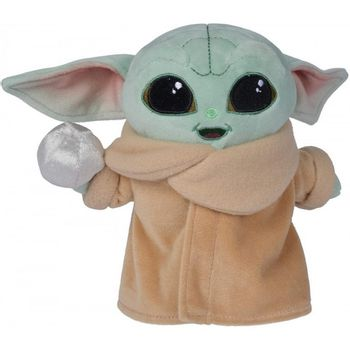 Star Wars: The Mandalorian - The Child (Baby Yoda) with Ball Plush, 20cm