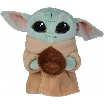 Star Wars: The Mandalorian - The Child (Baby Yoda) with Bowl Plush, 20cm