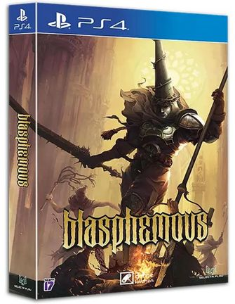 PS4 Blasphemous Collector's Edition