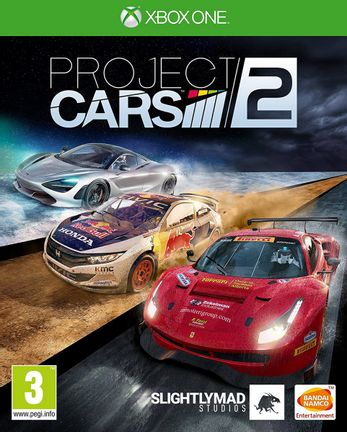 Xbox One Project CARS 2 [USED] (Grade A)
