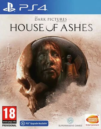 PS4 Dark Pictures Anthology: House of Ashes