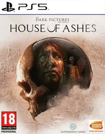 PS5 Dark Pictures Anthology: House of Ashes