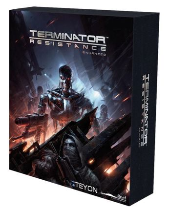 ps5 terminator: resistance enhanced collector's edition | reef entertainment