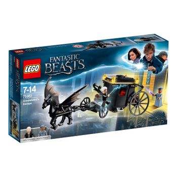 LEGO Harry Potter Grindelwald´s Escape