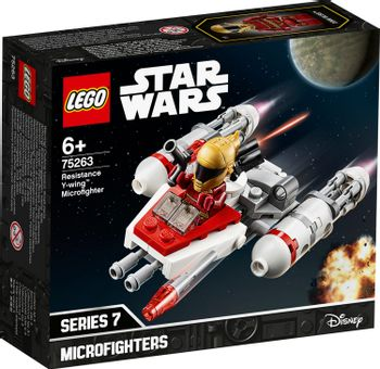 LEGO Star Wars Resistance Y-wing™ Microfighter
