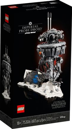 LEGO Star Wars - Imperial Probe Droid