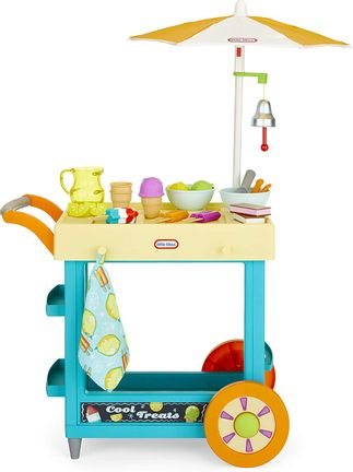 Little Tikes - 2-in-1 Lemonade and Ice Cream Stand