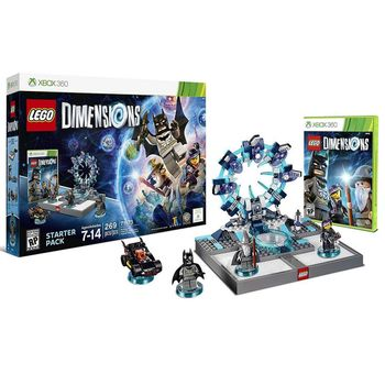 Xbox 360 LEGO Dimensions Starter Pack US Version