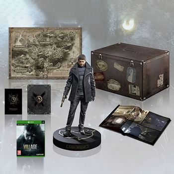 Xbox One Resident Evil Village Collector's Edition
