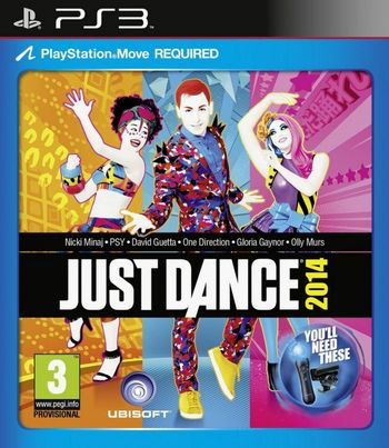 PS3 Just Dance 2014 [USED] (Grade A)