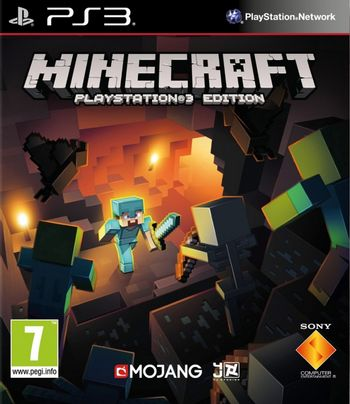 PS3 Minecraft [USED] (Grade A)