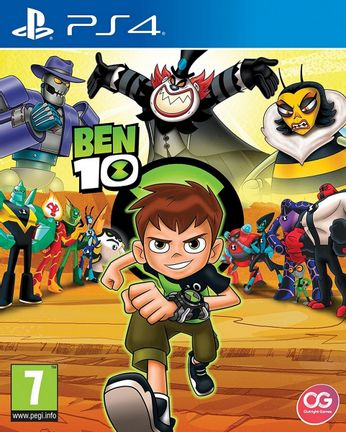 PS4 Ben 10 [USED] (Grade A)