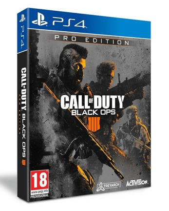 PS4 Call of Duty: Black Ops 4 Pro Edition - NO DLC [USED] (Grade A)