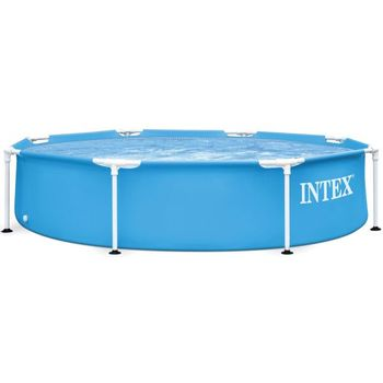 INTEX - Metal Frame Pool 2.44 m x 51 cm