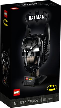 LEGO Super Heroes - Batman Cowl(76182)