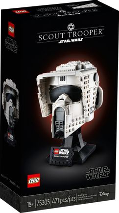 LEGO Star Wars - Scout Trooper Helmet (75305)