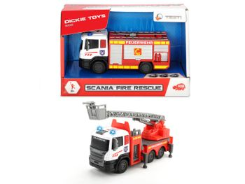 Dickie Toys Scania Fire Rescue